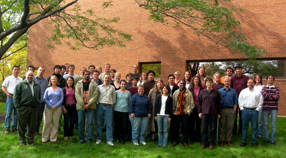 Research and technical staff on IPUMS-USA, IPUMS-International, and IPUMS-CPS, 2006